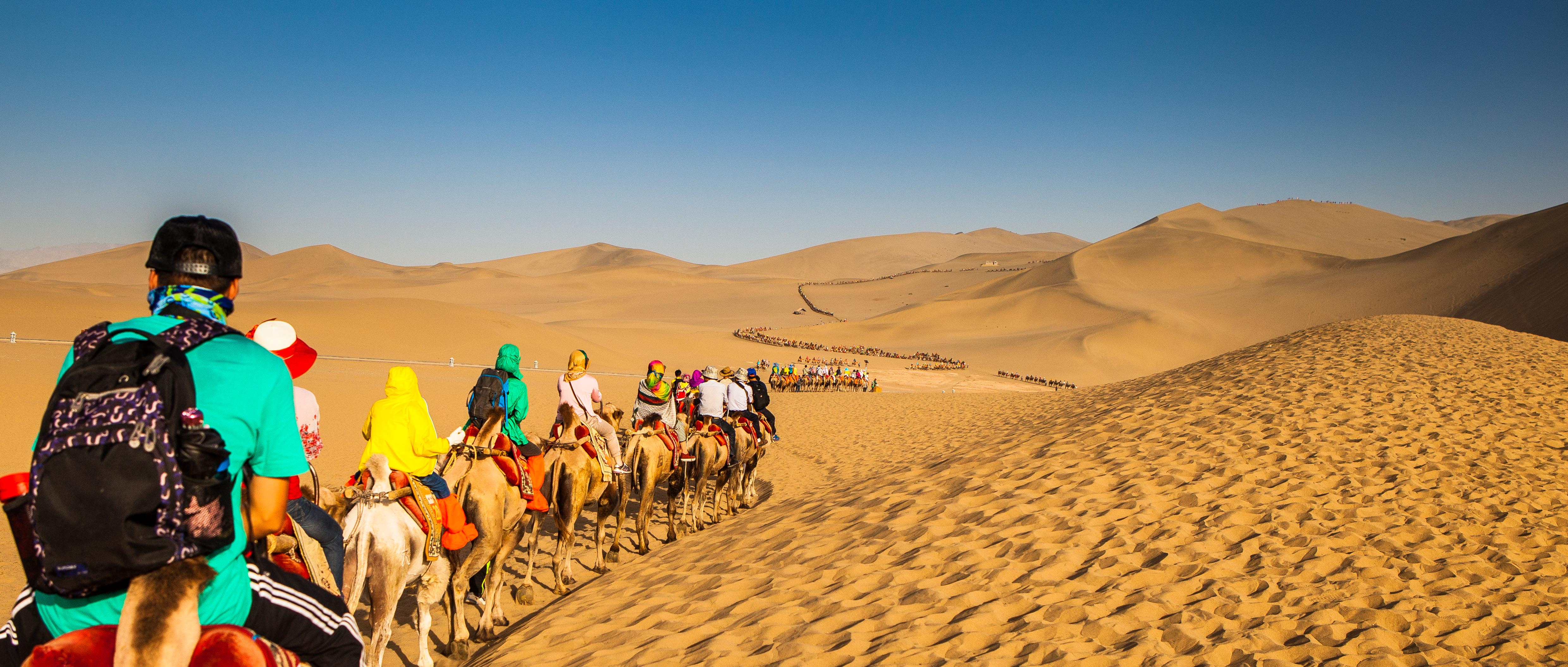 Classic Silk Road Tours