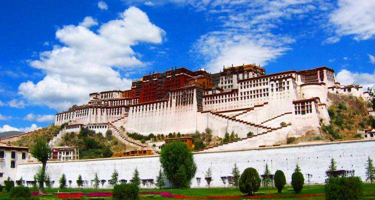 Lhasa Impression Small Group Tour