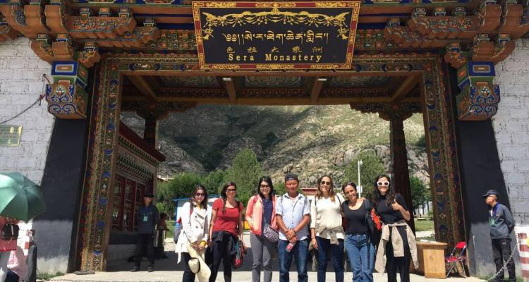 Tibet Culture Small Group Tour