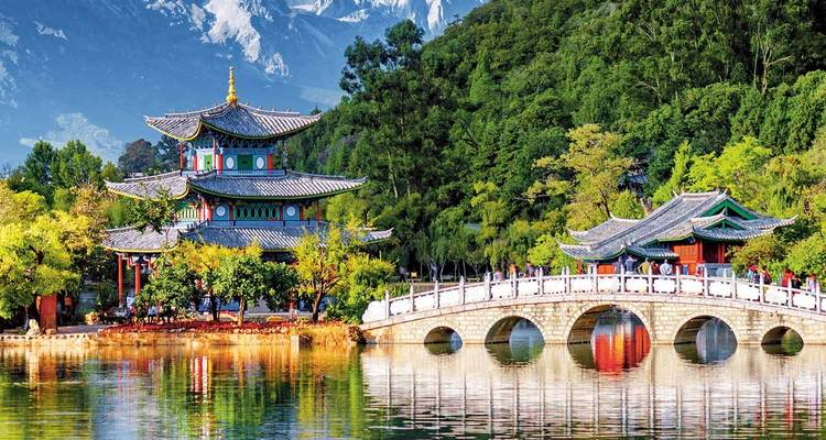 China Luxurious Tour