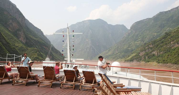 Yangtze Cruise from Shanghai
