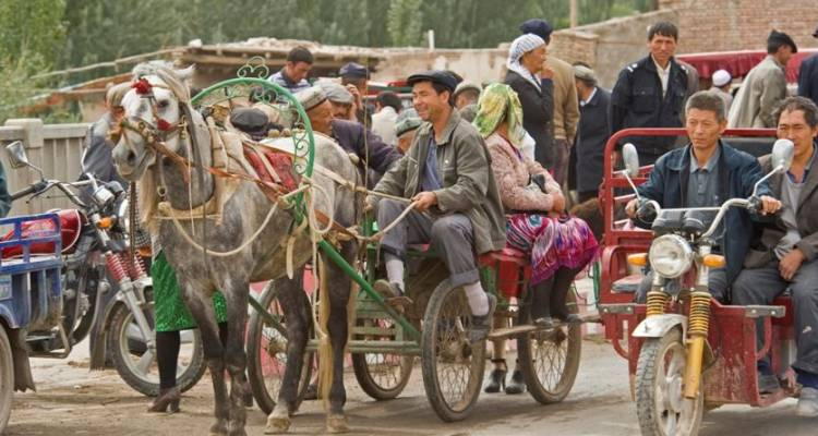 Chinese Silk Route