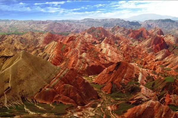 Zhangye National Geological Park