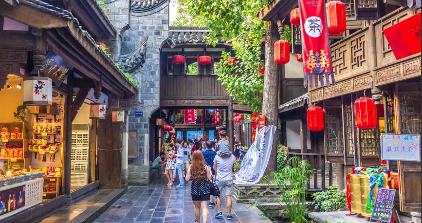 Chengdu Travel