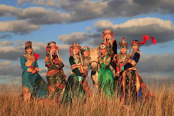 China Minority in Mongolia