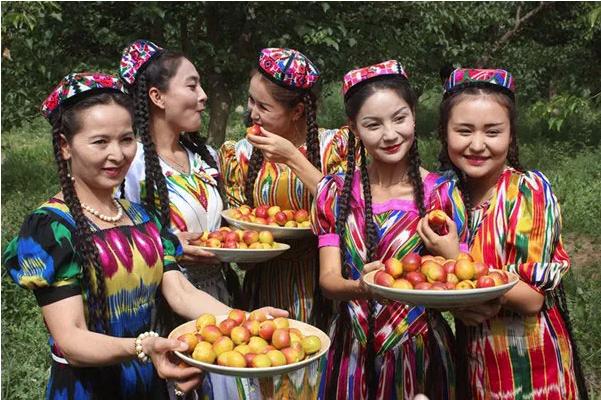 Xinijiang Minority in China