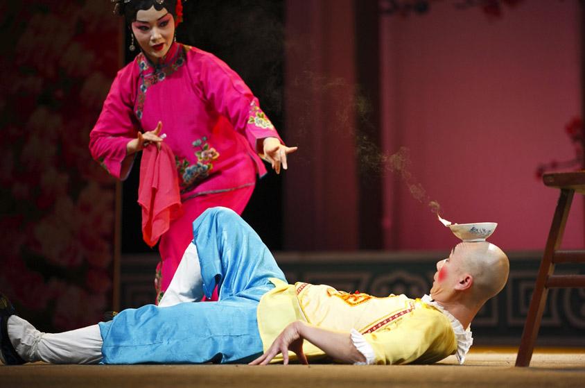 Chengdu's Sichuan Opera